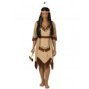 Deguisetoi Déguisement indienne Apache femme - Taille: Small