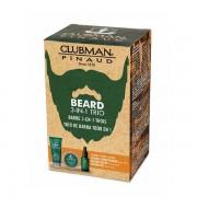 Set cadou ingrijire barba Clubman Pinaud Beard Trio Gift Pack