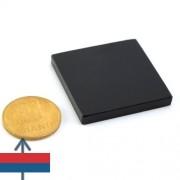 Magnet neodim bloc epoxy 40 x 40 x 5 mm