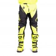 O'Neal Element Racewear MX-broek zwart-neon geel - Zwart