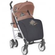 Детска лятна количка Lorelli S200 Beige and Grey с покривало 2015, 10020831501