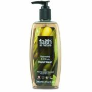 Sapun lichid cu alge de mare si citrice, Faith in Nature, 300 ml
