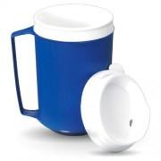 Mug isotherme lesté avec couvercle