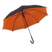 Umbrela Doubly Black Orange
