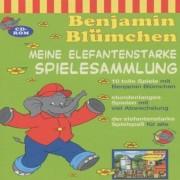 Schmidt Spiele GmbH - Benjamin Blümchen - Meine Elefantenstarke Spielesammlung - Preis vom 18.10.2020 04:52:00 h