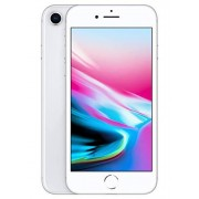 Apple iPhone 8, 256GB, zilver