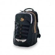 Brabo Backpack JR TeXtreme Black/Gold