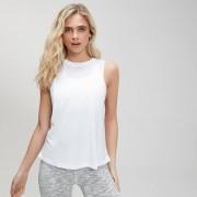 Mp Canotta con maniche larghe - Bianco - XL