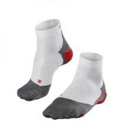 Falke RU5 Lightweight Short Men Running Socks White