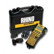 DYMO RHINO 5 rollen industrial tape + GRATIS 5200 Hard Case Kit (1904026)