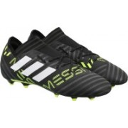 Adidas NEMEZIZ MESSI 17.2 FG Football Shoes(Black)