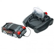 Spinmaster Air Hogs Zero Gravity Micro Car - Black Rugged Car by Spin Master