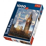 Puzzle Zori de zi la Londra, 1000 piese