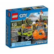 Set de Iniciacion al Volcan de Lego City