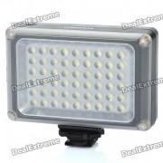YONGNUO YN0906 5500K 54-LED de luz blanca de la lampara para video Camara y Videocamara (4 x AA)