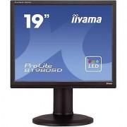 IIYAMA B1980SD LED 48.3 cm (19 ) 1280 x 1024 pix SXGA 5 ms DVI, VGA...