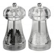 Комплект мелнички за сол и пипер COLE & MASON EVERYDAY - 11 см