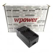 Panasonic CGA-S007 akkumulátor töltő utángyártott