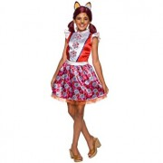 Costum carnaval EnchanTimals Felicity Fox, marime M