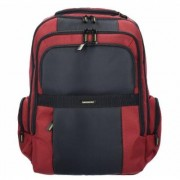 Samsonite Infinipak Business Rucksack 47 cm Laptopfach red black