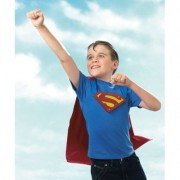 Mattel Superman Fight N Fly Electronic Accessory Cape