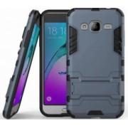 Husa hibrid g-shock OEM pentru Samsung Galaxy J5 J510 2016, albastru