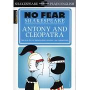 Antony & Cleopatra (No Fear Shakespeare), Paperback