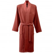 Boss Home - Kimono Coton Peigné 450 g/m² Coral XL - Loft