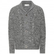 name it Cardigan cable knitted cotton