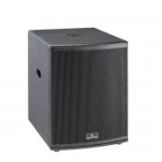 Soundsation Colunas Subwoofer graves amplificadas Hyper Bass 15A