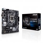 MB Asus PRIME H410M-D, LGA 1200, micro ATX, 2x DDR4, Intel H410, 36mj (90MB13U0-M0EAY0)