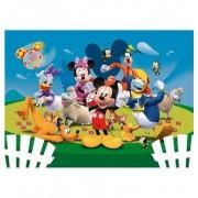 Puzzle 104 piezas Buen día Mickey Disney - Clementoni