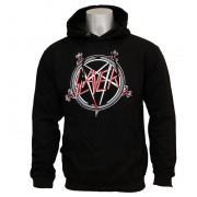 kapucnis pulóver férfi Slayer - - ROCK OFF - SLAYHOOD01MB