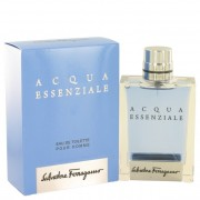 Salvatore Ferragamo Acqua Essenziale Eau De Toilette Spray 3.4 oz / 100 mL Fragrances 501153