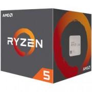CPU Ryzen 5 1600 with Wraith Spire Cooler (AM4/3.60 GHz/19 MB)