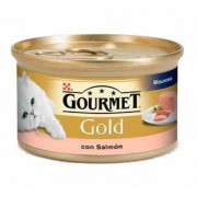 Friskies/Purina Friskies Gourmet Gold Mousse Salmon