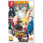 Naruto Shippuden: Ultimate Ninja Storm 4- Nsw - Sniper.cl