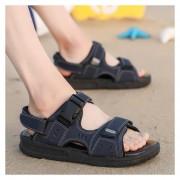 Sandalias Zapatillas Casual Fashion-Cool Para Hombre-Azul