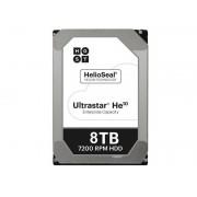 Жесткий диск 8Tb - HGST Ultrastar HE10 HUH721008ALE604