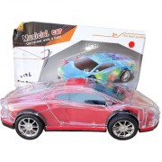 OH BABY BABY 3D LIGHT MUSICAL POWER WITH AUTOMATIC SENSOR WHITE COLOR CAR FOR YOUR KIDS SE-ET-03