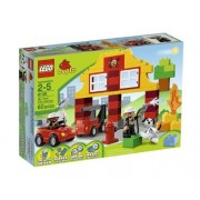 Lego Duplo the first time of the fire station 6138 parallel import goods