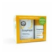 Pó fortificante para unhas e cabelo 318g 90doses + shampoo 100ml - Ecophane