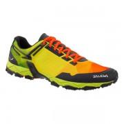 Salewa Lite Train - scarpe trail running - uomo - Yellow/Red