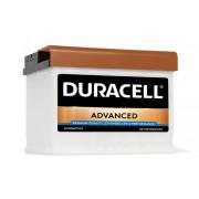 Duracell Prémium 12V 63Ah 620A JOBB+ autó akkumulátor