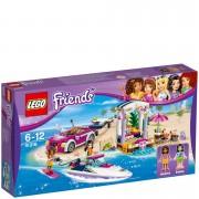 Lego Friends: Andrea's Speedboat Transporter (41316)