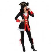 Geen Piraten kostuum Kapitein Rose voor dames