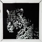 Kare Design Obraz v rámu Kare Design Leopard