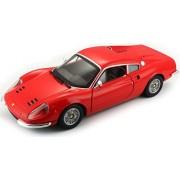 Bburago Ferrari Dino 246 GT 1/24