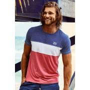 DAVID 52 Clark férfi póló