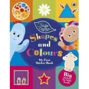In The Night Garden: Shapes and Colours, Paperback